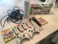 XBOX 360 60GB HDD with full equipment Vancouver, V6Z 1E1