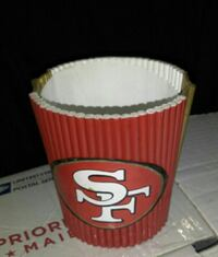 49 ers cup holder