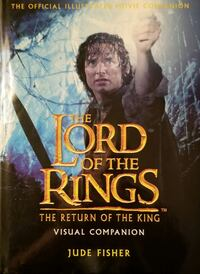 Lord Of The Rings visual companion Toronto, M9W 1T2