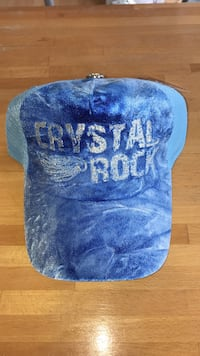 Cap crystal rock by Christian audigier new  Oslo, 0366