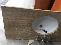 Gently Used Granite Countertop - works perfect - getting rid of b/c of housing renovation Lancaster