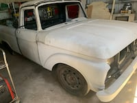 Ford - f100 - 1962 Porterville, 93257
