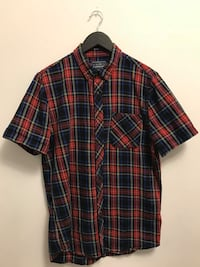 Topman Short Sleeve Button up Toronto, M6A 0B5