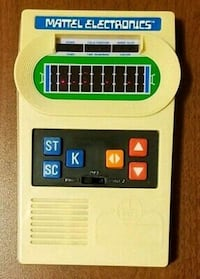 Matel electronic 1970s football game Catonsville, 21228
