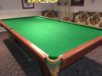 Pool table 5x10 Snooker Whitchurch-Stouffville, L4A 0A9