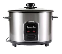 Professional Series 6-Cup Stainless Steel Rice Cooker-NIB Somerville, 08876
