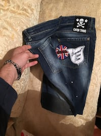 Jeans dsquared Bianco, 89032