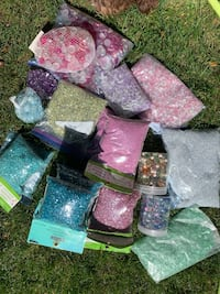 Decorative Crushed Glass & Sand Fillers Oakville, L6H 6L6