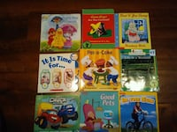 six assorted story books collection Elmwood Park, 60707