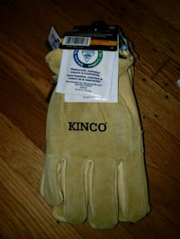 Kinco leather gloves with wax San Francisco, 94132