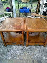 End tables fair condition Guyton, 31312