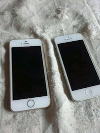 silver iPhone 5s and white iPhone 5 Ceres, 95307