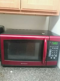 red and black microwave oven Olympia, 98502
