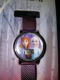 New! Disney Frozen 2 LCD watches with charm Toronto, M1E 2N1