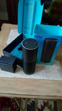 Amazon echo with Alexa  Toronto, M3H 1W1