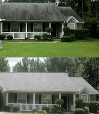 House and roof wash