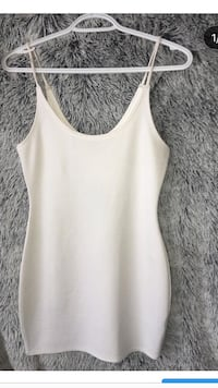 Women's white dress Calgary, T3K 0J8