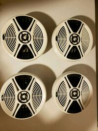 """Chaparral and Robalo 6.5"""" marine speakers  Hudson, 44236"""