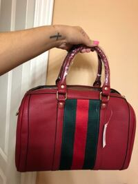 Red purse  MISSION