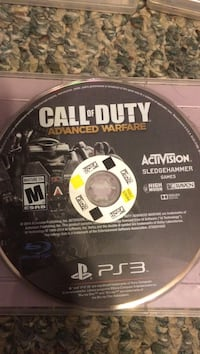 Call of Duty Black Ops PS3 game disc Catawba, 24070