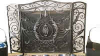 "Iron fireplace cover (53"" w x 36"" h) Vienna, 22180"