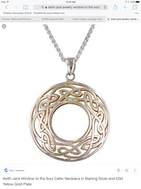 silver-colored pendant necklace Chilliwack, V2P 1N9
