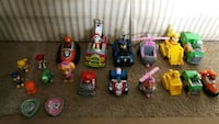 Paw patrol cars and puppies  Salem, 03079