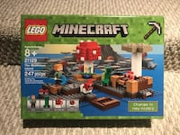 Lego Minecraft The Mushroom Island  London, N6E 1Z9