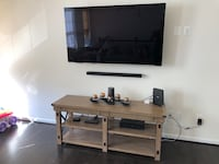Industrial Look TV Stand Jessup, 20794