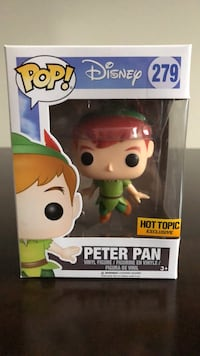 Funko Pop Peter Pan Vaughan, L4H 2V6