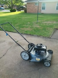 Craftsman 140cc push Lawn Mower