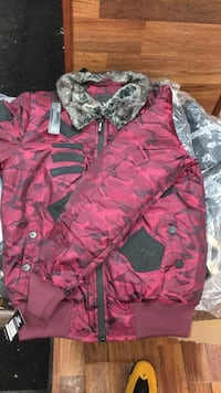 Bomber jackets 100 or 2 for 150 Hammond, 46324