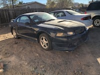Ford - Mustang - 2002 2240 mi