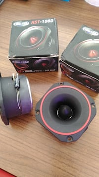 Bm Audio 300watt tweeter Sincan