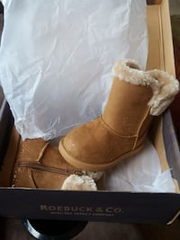 Snow boots (toddler girls)