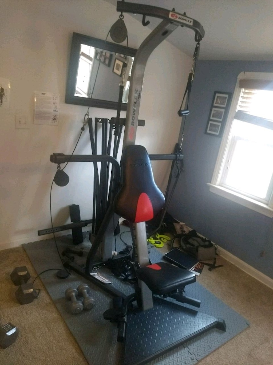 Used bowflex xceed home gym for sale in brooklyn heights letgo