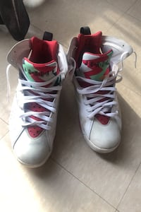 Air Jordan 7 Retro  Hare size 10  8/10 in a good condition  Toronto, M3L 1Y3