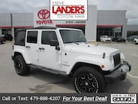 2011 Jeep Wrangler Unlimited Sahara Rogers, 72758