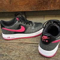 Pink PlayGround AirForce1s Washington, 20024