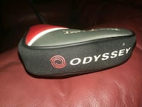 Odyssey White Hot Putter and Cover Charlotte, 28273