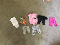 toddler's assorted clothes Acworth, 30101