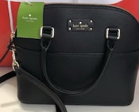 BNWT   Authentic Kate Spade Leather Mini Carli Purse / Crossbody  Pickering, L1V 5N2