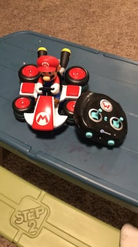 Mario remote control car in great conditions never used.!!! Calgary, T3J 2P1