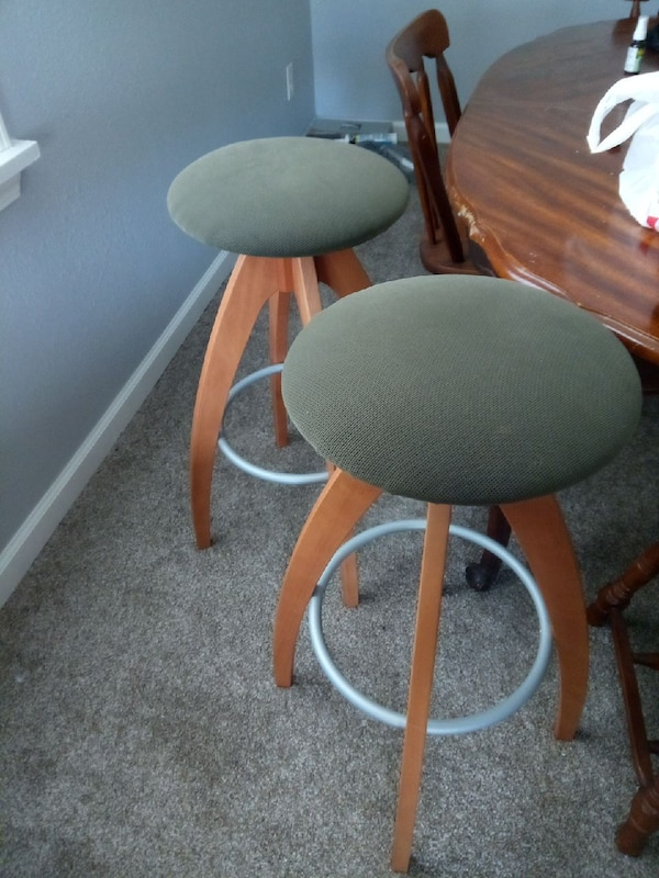 Used 30 Inch Bar Stools For Sale In St Louis Letgo