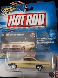Johnny Lightning Diecast Assorted 1960s Cars  Guelph