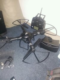 black and gray quadcopter drone Round Rock, 78665