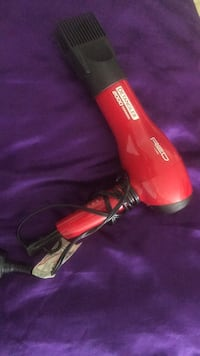 RED kiss blow dryer  50 km