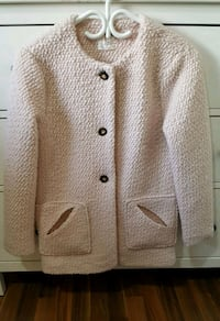 Zara Knit coat fits size small ladies