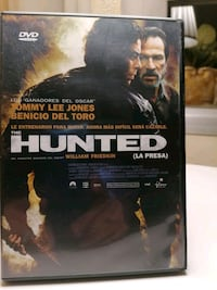 PELICULA EN DVD, THE HUNTED(LA PRESA)  Madrid, 28034