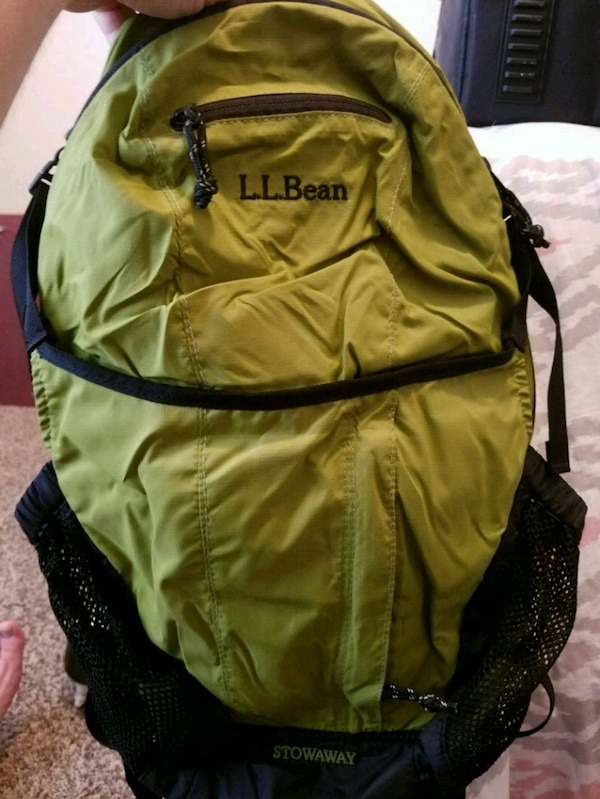 f691c61582 Used LL Bean stowaway day pack for sale in Clearfield - letgo